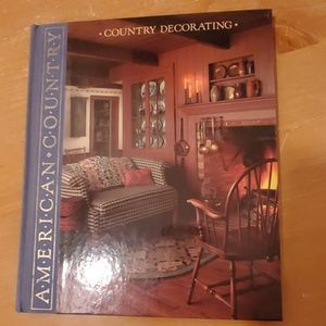 Time Life book Country Decorating